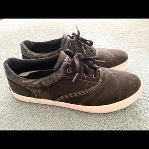 Men's Black Sperry Top-Sider Shoes Size 10M